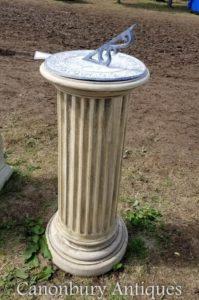 古典石头多利安日Garden花园艺术时间