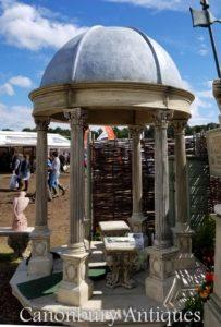 2.4米石头寺圆顶圆顶眺望台