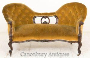 维多利亚式沙发-客串回1860